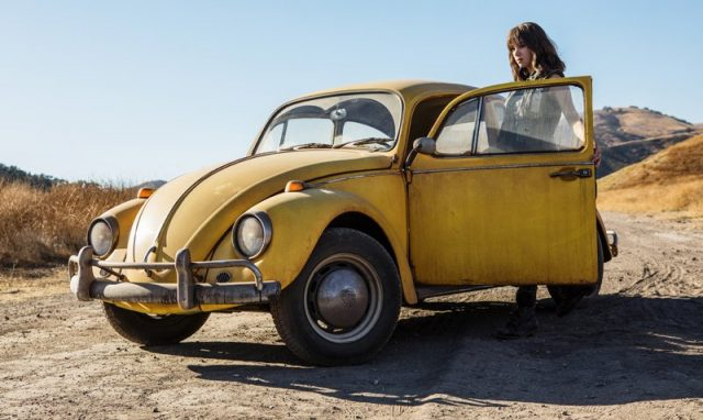 New Bumblebee TV Spot Features Some 80s Nostalgia