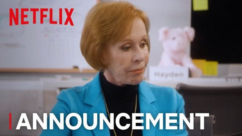 A Little Help with Carol Burnett Gets a Premiere Date