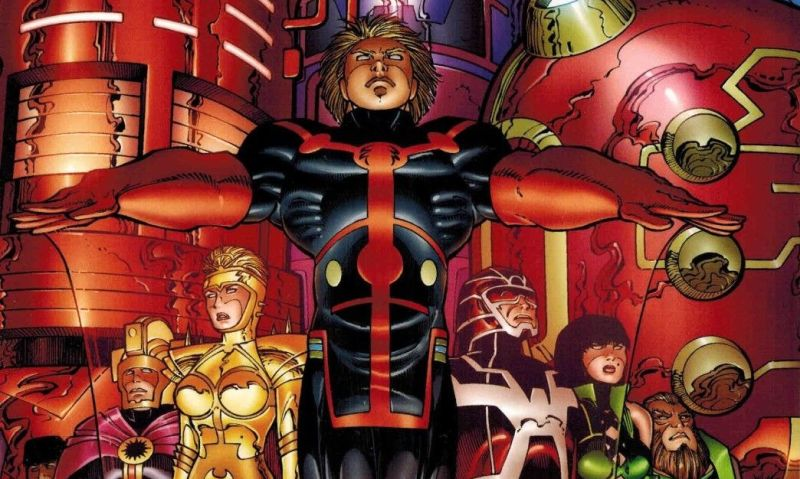 Marvel's Kevin Feige Says an Eternals Movie is Possible