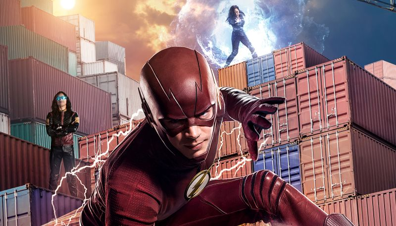The Flash 'Therefore She Is' Photos Released