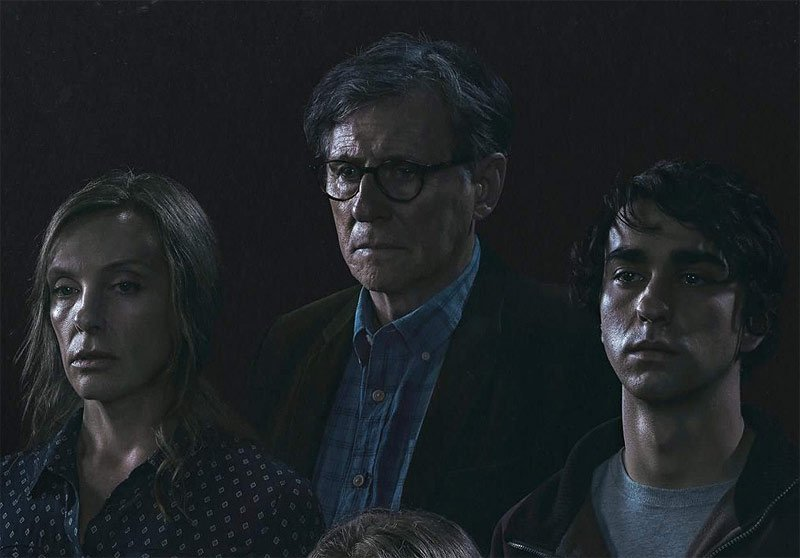 Creepy New Hereditary Poster With Collette Wolff Byrne