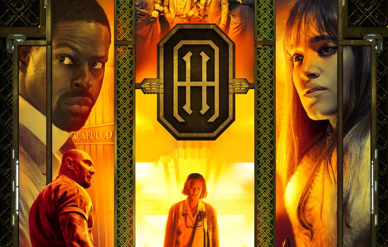 The New Hotel Artemis Poster is Here!