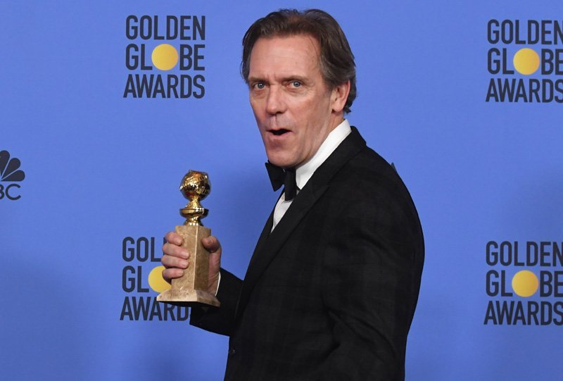 Hugh Laurie Joins Hulu's Original Limited Series Catch-22