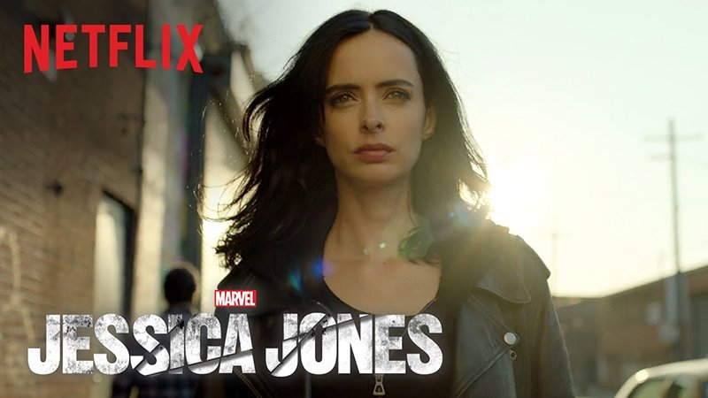 Jessica Jones Renewed for Season 3!