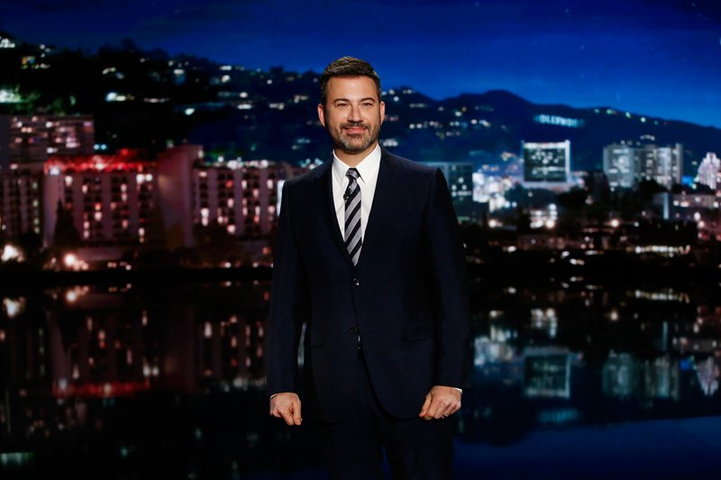 Jimmy Kimmel Joins Comedy Pilot Man of the House