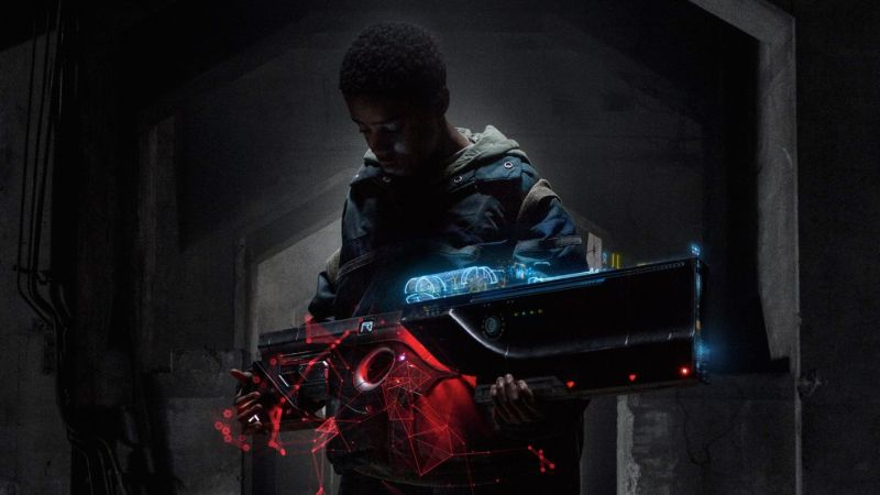 the creators of kin talk making a grounded personal sci fi film