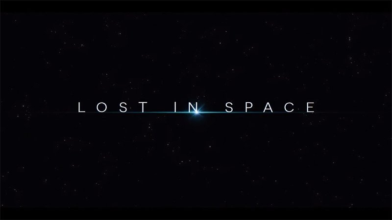 Netflix's Lost in Space Main Title Sequence Released!