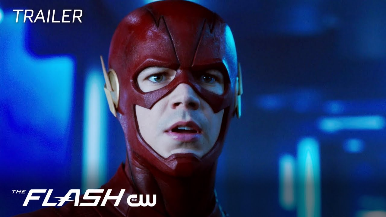 The Thinker Takes on Team Flash in New Promo