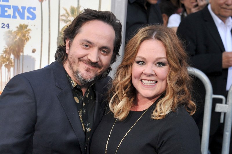 Melissa McCarthy and Ben Falcone Making Super-Intelligence