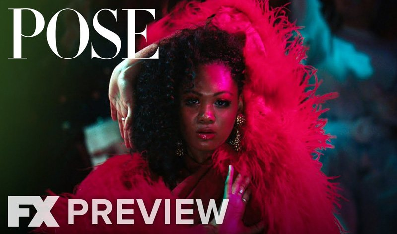 Ryan Murphy's history-making LGBT series 'Pose' drops trailer