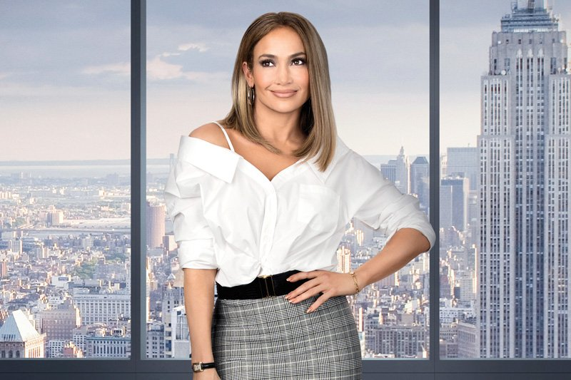 Jennifer Lopez's Second Act Poster Released