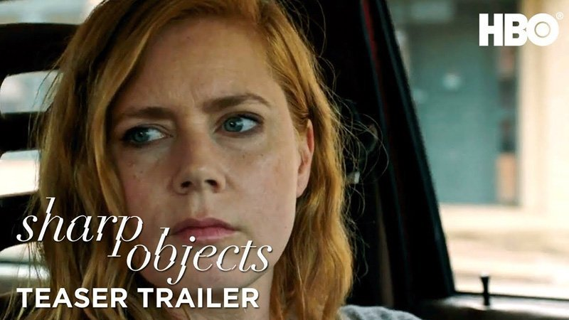 Watch the Teaser for HBO's Sharp Objects, Starring Amy Adams