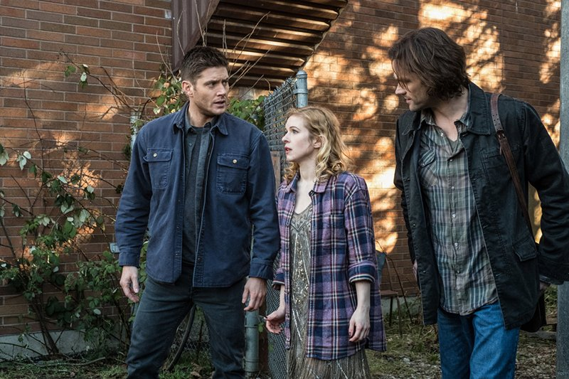 Supernatural Episode 13.17 Photos: The Thing