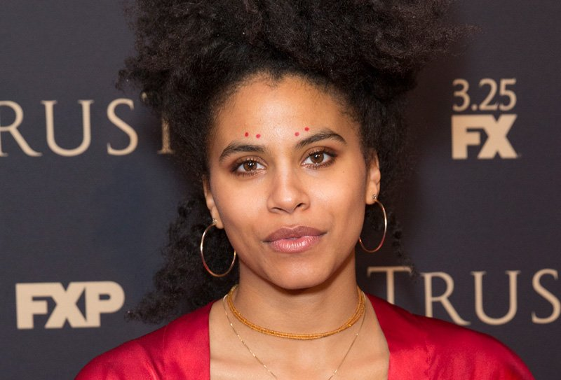 Zazie Beetz Joins Natalie Portman in Pale Blue Dot