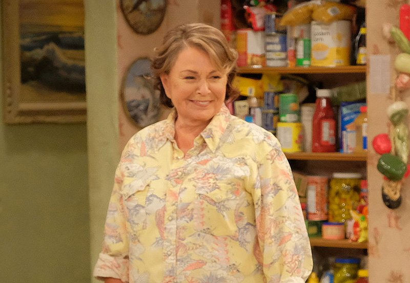 'Roseanne' canceled at ABC after star's racist tweet