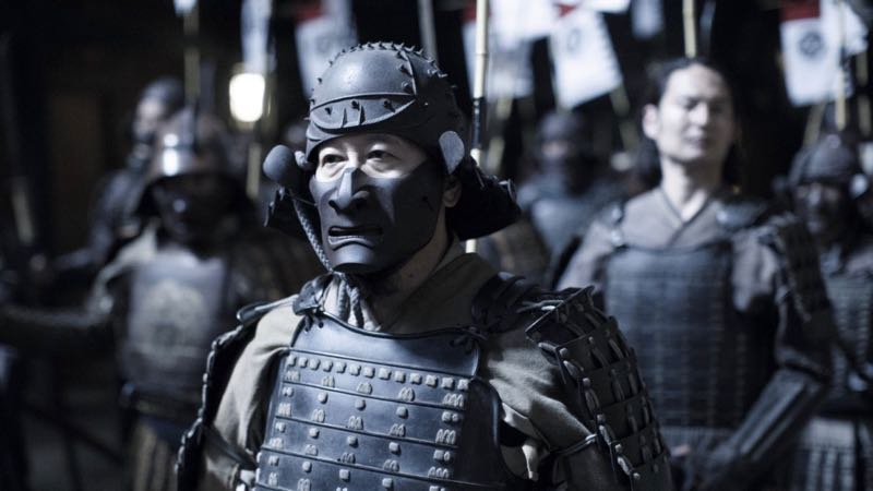 Shogun World Photos Revealed for Westworld Episode 2.05