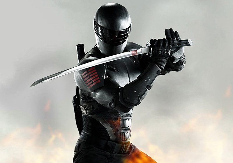 Snake Eyes Solo Movie in the Works at Paramount