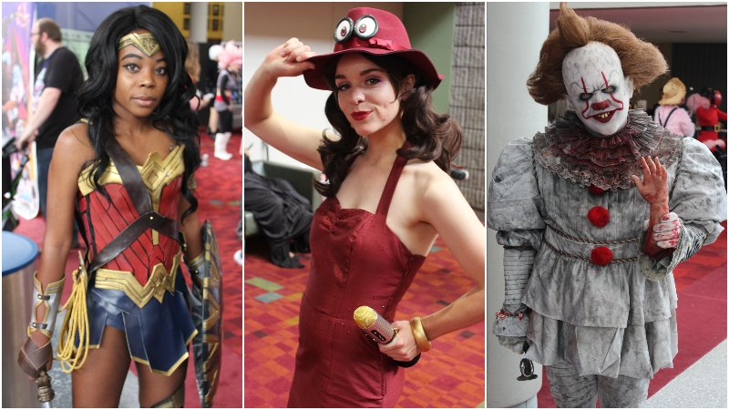 50 More Momocon Cosplay Photos from the 2018 Event!