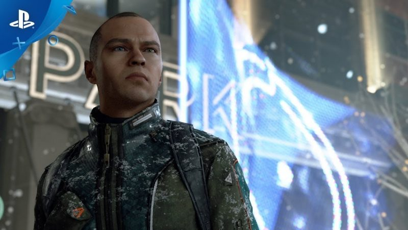 Detroit: Become Human Launch Trailer Shows the Rise of Androids