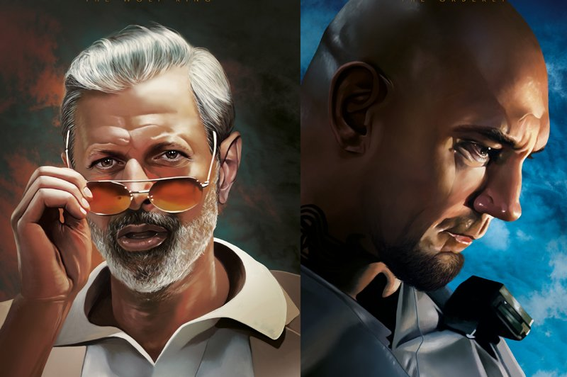 New Hotel Artemis Character Posters and Character Trailer