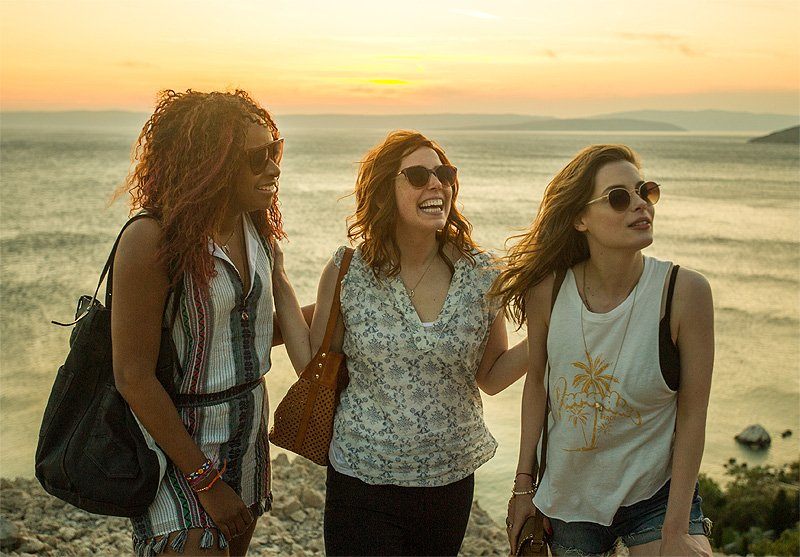 The Ibiza Trailer Wants You to Party Down With Gillian Jacobs