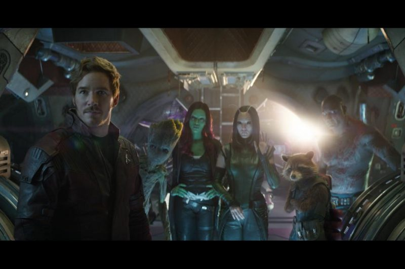 Guardians of the Galaxy Vol. 3 Starts Filming Next Year