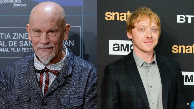 John Malkovich and Rupert Grint Join The ABC Murders
