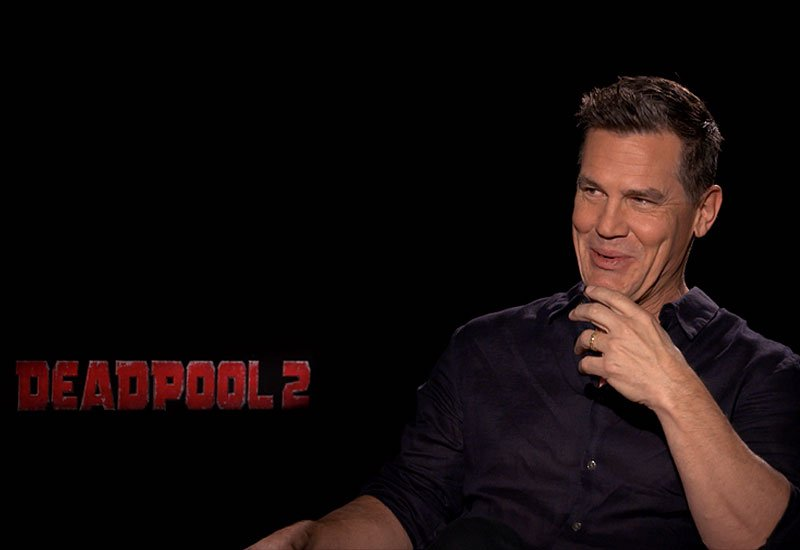 Video: Josh Brolin, David Leitch & the Deadpool 2 Cast