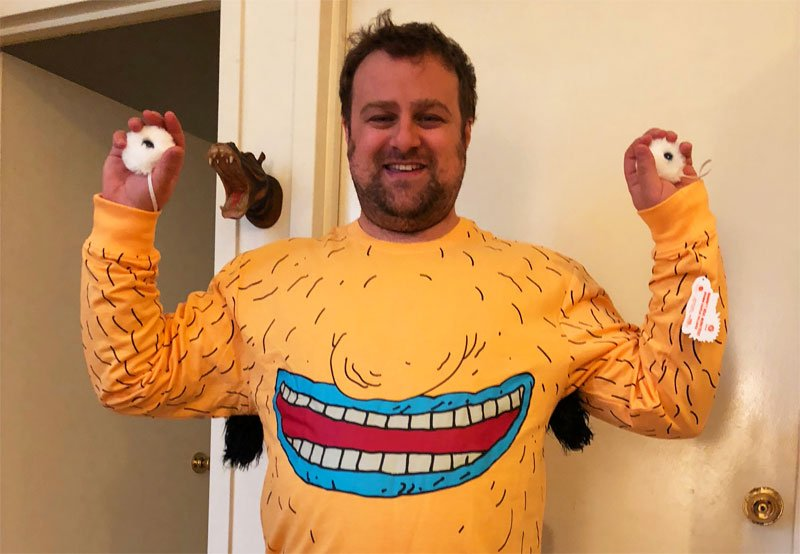 CultureFly Nick Box Unboxing With Aaahh!!! Real Monsters & More!