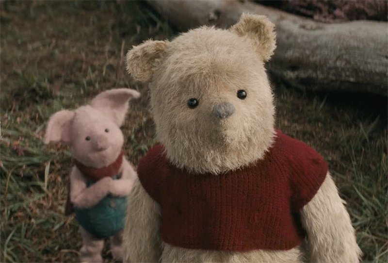 The New Christopher Robin Trailer is Here to Melt Your Heart
