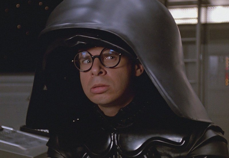 Rick Moranis to Guest Star on The Goldbergs as Dark Helmet