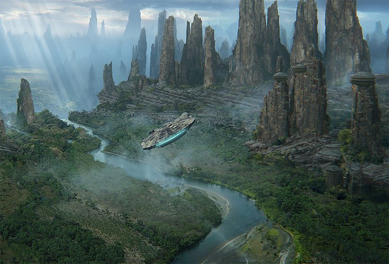 Black Spire Outpost Revealed For Star Wars: Galaxy's Edge