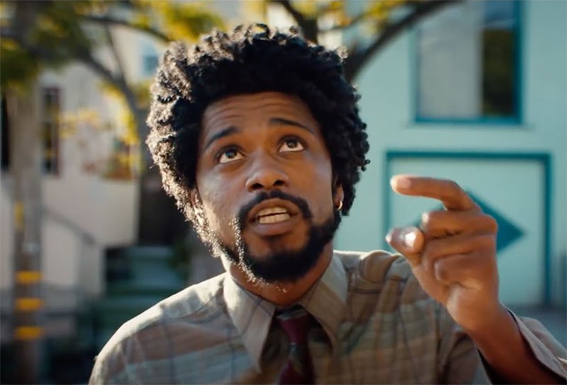 Sorry to Bother You Red Band Trailer & Character Posters