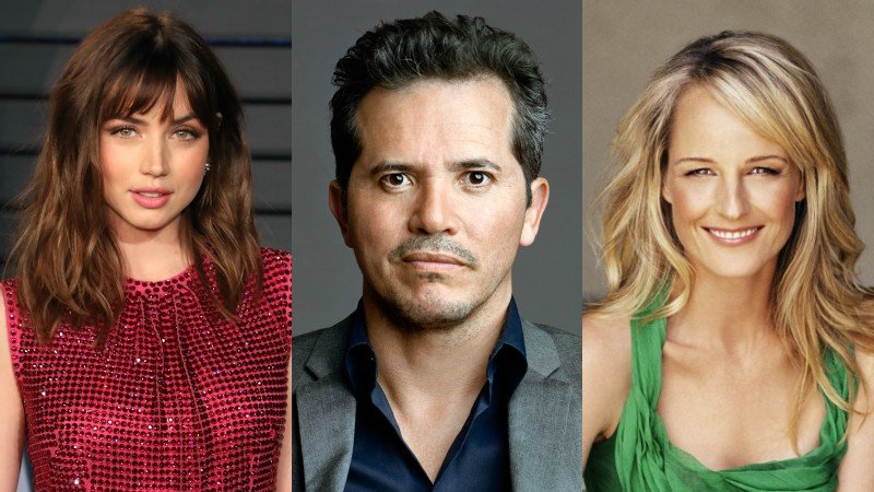 Armas, Leguizamo and Hunt Join The Night Clerk