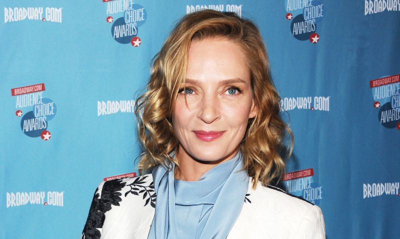 Uma Thurman to Star in Netflix Supernatural Drama Series Chambers