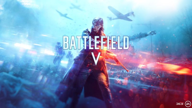The Battlefield V Trailer Brings You Back to World War II
