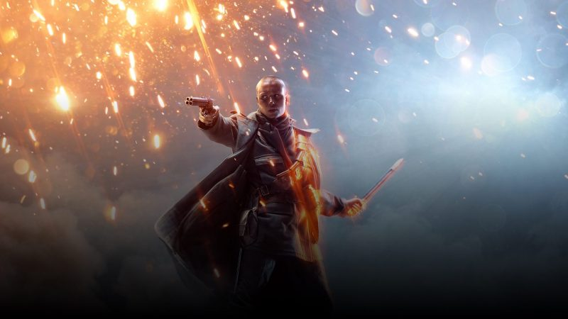Battlefield V Reveal Date Discovered in Hidden Battlefield 1 Easter Egg