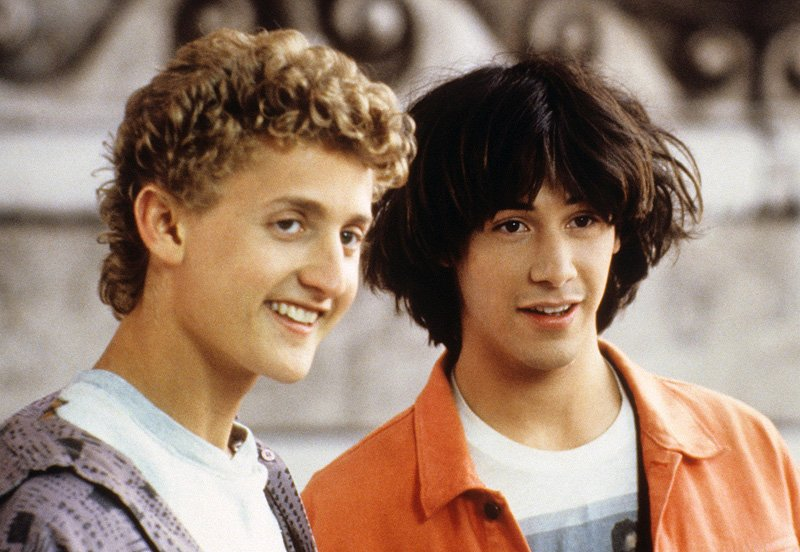 Bill & Ted Face the Music Officially in Pre-Production!