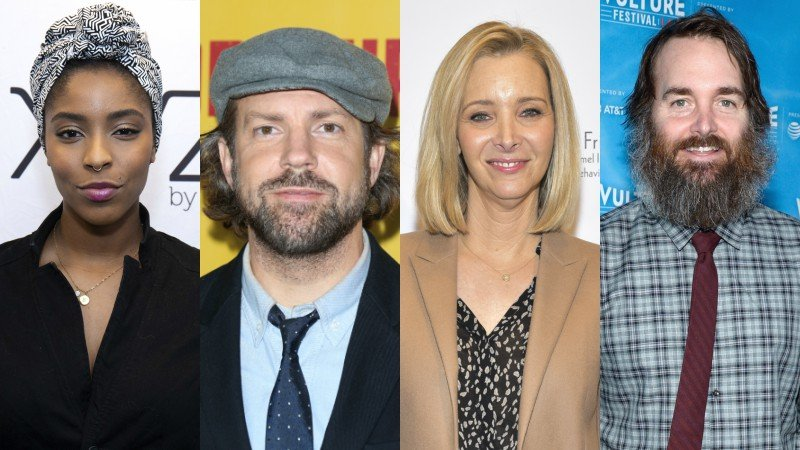Jessica Williams, Jason Sudeikis, Lisa Kudrow & Will Forte Join Booksmart