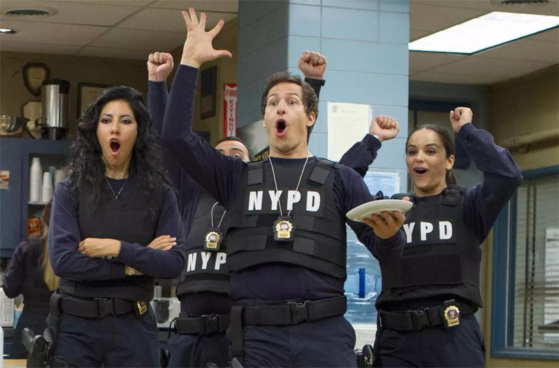 NBC Picks Up Brooklyn Nine-Nine Season 6!
