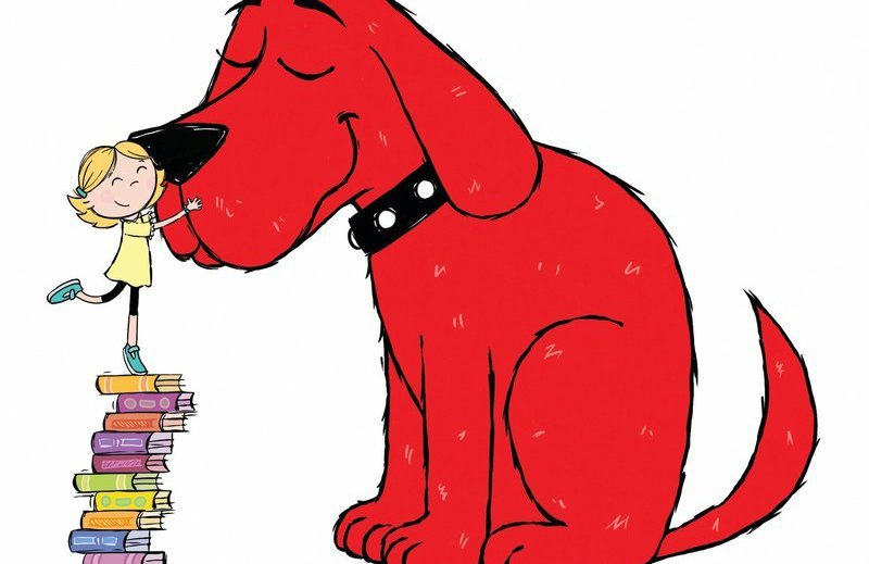Clifford the Big Red Dog Returns with New Animated Series