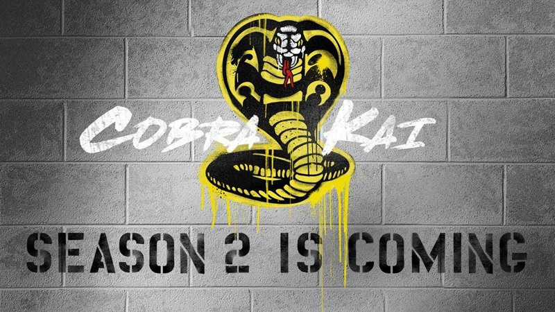 Cobra Kai Season 2 Greenlit by YouTube