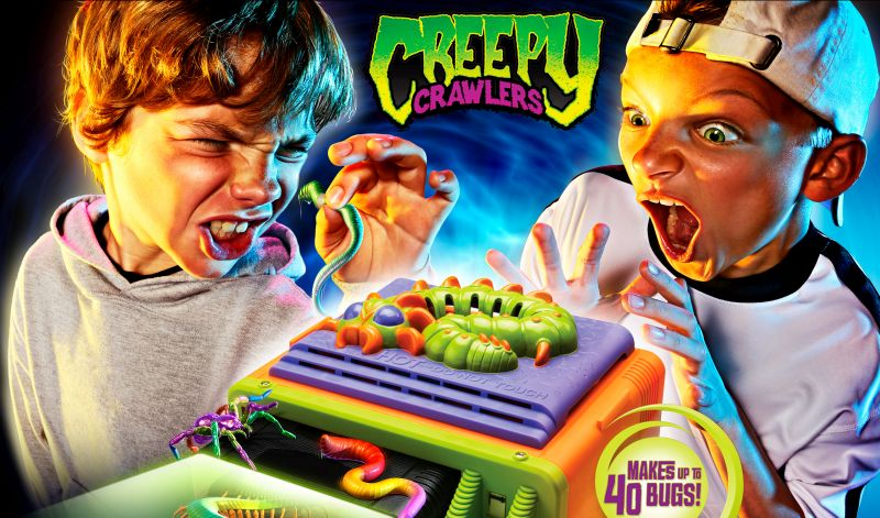 Paramount Working On Creepy Crawlers Movie