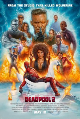 Deadpool 2 Review at ComingSoon.net