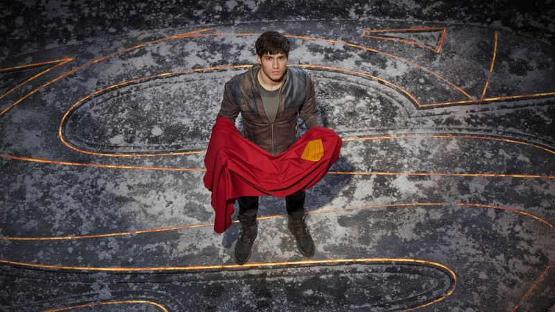 Krypton Renewed for Season Two at SYFY