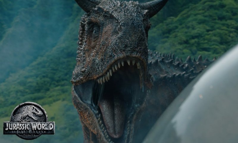 A Look at the Jurassic World: Fallen Kingdom Dinosaurs!