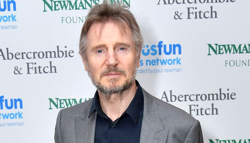 Liam Neeson in Talks for New Men in Black Movie