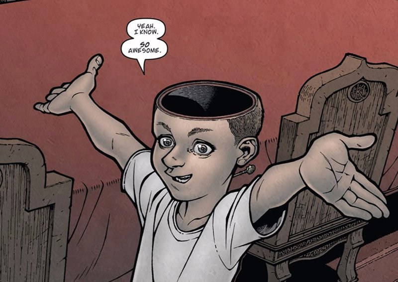 NETFLIX Considering LOCKE & KEY After HULU's Exit
