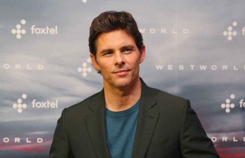 James Marsden in talks for Stephen King's In the Tall Grass