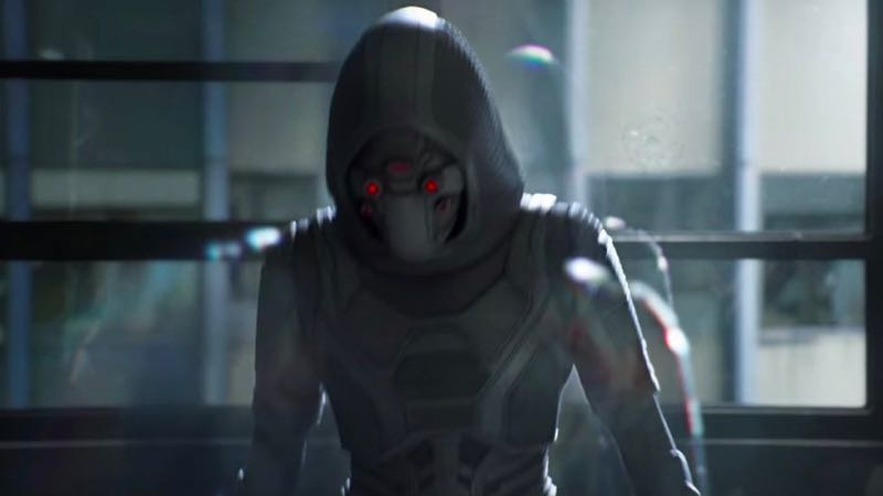 Ant-Man and The Wasp Battle Ghost in New TV Spot